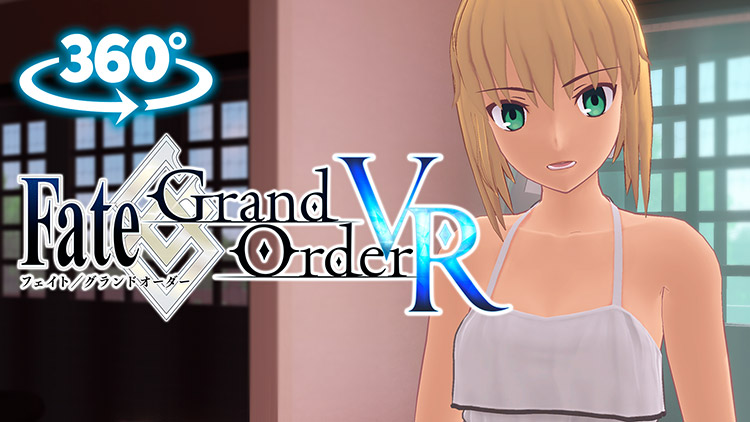 Fate/Grand Order VR feat.マシュ・キリエライト_Movie
